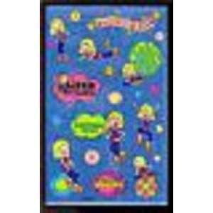 Disney Lizzie McGuire Scrapbook Stickers (PDLZ1) Toys & Games