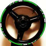 RIM STRIPES WHEEL DECAL TAPE STICKER YAMAHA R1 R6 R6S