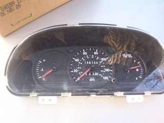 Kia Sephia Instrument Cluster Speedometer