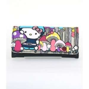 Loungefly Hello Kitty Gnome Trifold Wallet Everything