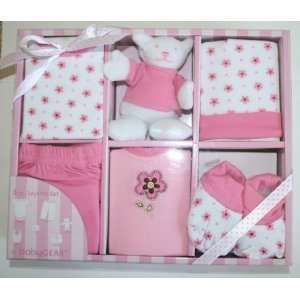 Baby Gear 6 pc Layette Set