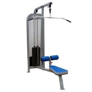Fitness I Series Commercial Lat Pulldown QIS 8300