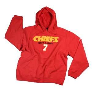 Kansas City Chiefs MATT CASSEL #7 NFL Mens Hoodie, Hooded