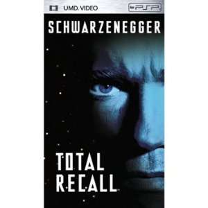 Total Recall UMD for PSP Electronics