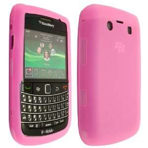 Pink Silicone Soft Skin Case Cover for RIM Blackberry Bold 2 9700 9020
