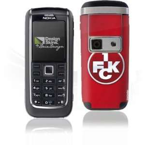 Design Skins for Nokia 6151   1. FCK Logo Design Folie