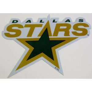 Dallas Stars NHL Large Team Logo 12 Car Magnet:  Sports
