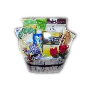 Valentine Dieter Healthy Valentines Day Gift Basket