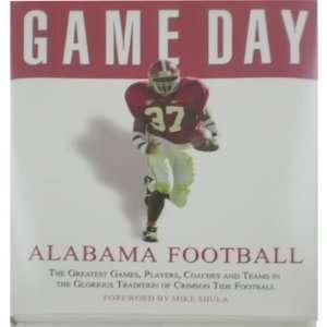 Alabama Football GameDay Book