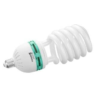 FE IS 40W/50K Twist Medium Screw Base Compact Fluorescent Light Bulb