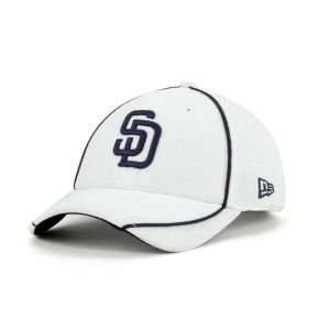 San Diego Padres New Era MLB Batting Practice White Cap