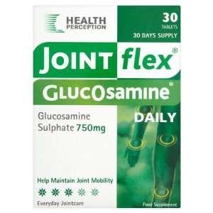 Health Perception High Strength Glucosamine 30 tablets