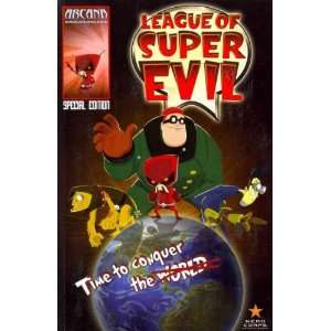 League of Super Evil[ LEAGUE OF SUPER EVIL ] by Various