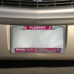 NCAA Alabama Crimson Tide 2012 BCS National Championship