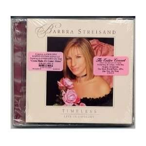 Timeless Live in Concert Barbra Streisand Music