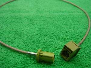 Radio antenna Extension cable Fakra k male to female