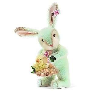 Clover The Easter Rabbit Green Plush [Toy] [Toy] Toys