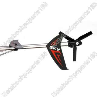 39.5cm 4CH RC metal GYRO Remote control model helicopte