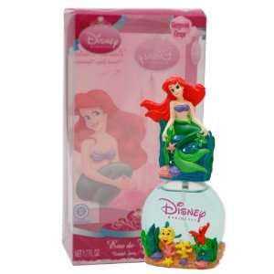 WALT DISNEYS THE LITTLE MERMAID Perfume. EAU DE TOILETTE SPRAY 1.7 oz