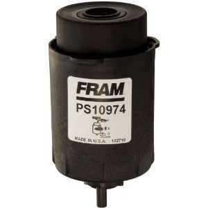 FRAM PS10974 Heavy Duty Snap Lock Fuel and Water Seperator Filter with