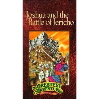the Battle of Jericho   animated: Ed Asner, Maria Hartley: Movies & TV