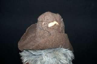 COUNTRY BEAR Walt Disney Rubber Face Stuffed Animal Plush Toy