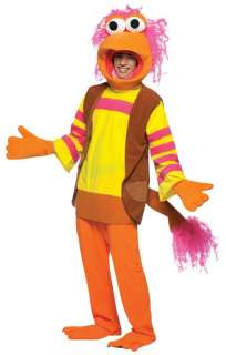 YOU ARE BIDDING ON A FULL SET OF FRAGGLE ROCK COSTUMES BRAND NEW AND
