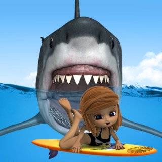 Hungry Shark   Part 3: Appstore for Android