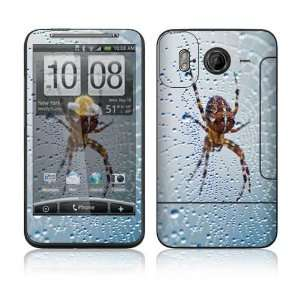 Dewy Spider Decorative Skin Cover Decal Sticker for HTC
