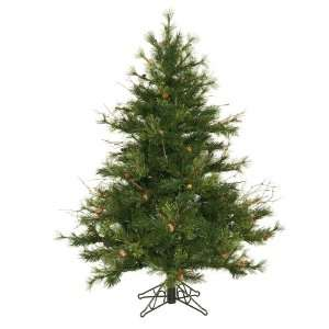 40 Mixed Country Christmas Tree, Pine Cones, Unlit