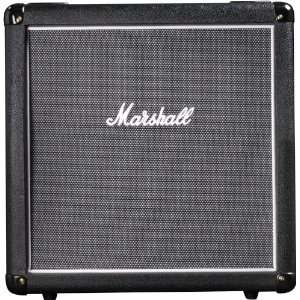 Marshall MHZ112A Guitar Speaker Cabinet   1x12 Angled