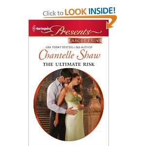 Larger Print Presents) (9780373237685) Chantelle Shaw Books