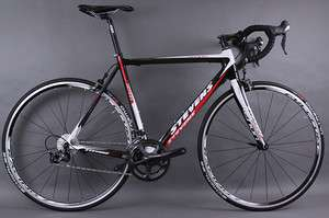 Carbon Road Bike Shimano Ultegra FSA Fulcrum Racing 7 60cm