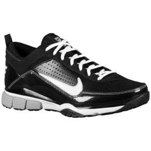 Nike Air Elite Pregame   Mens   Baseball   Shoes   Black/White