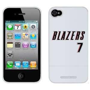 Trail Blazers Brandon Roy Iphone 4G/4S Case