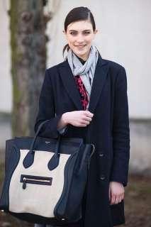 smile face HANDBAG & MESSAGER 2011 Fashion IT Luggage Bag Tote