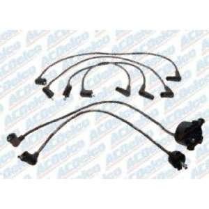 ACDelco 16 824T Spark Plug Wire Kit Automotive