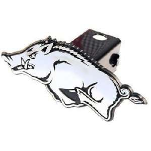 University Of Arkansas Trailer Hitch Cover 6 Displ Case