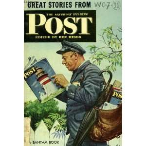 GREAT STORIES FROM THE SATURDAY EVENING POST Memo on
