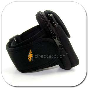 BLACK Arm Band Case Cover Blackberry Bold 9900 9930