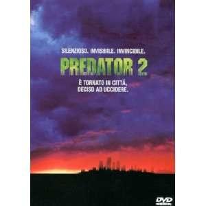 Predator 2: Bill Paxton, Danny Glover, Gary Busey, Maria