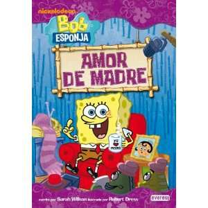 Amor de madre (Bob Esponja) (9788444165646) unknown
