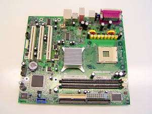 Dell Dimension 1100 B110 Socket 478 Motherboard   CF458