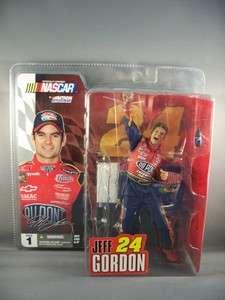 Jeff Gordon Nascar Figure McFarlane 2003