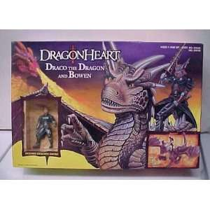 Dragon Heart Draco the Dragon and Bowen Toys & Games