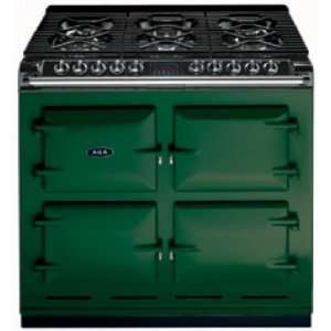 A64 NG STBRG 39 Cast Iron Dual Fuel Range with Manual Clean