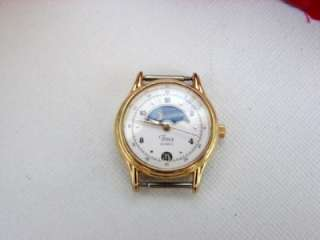 SUPER VINT. TIMEX LADIES MOONPHASE WATCH