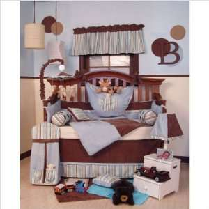 Bundle 21 Baby Boy Crib Bedding Collection (2 Pieces) Baby
