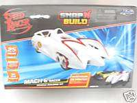 SPEED RACER MACH 6 JADA PLASTIC MODEL KIT SNAP KIT NEW