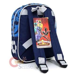 Mighty Morphin Power Rangers School Backpack Toddler Bag 3